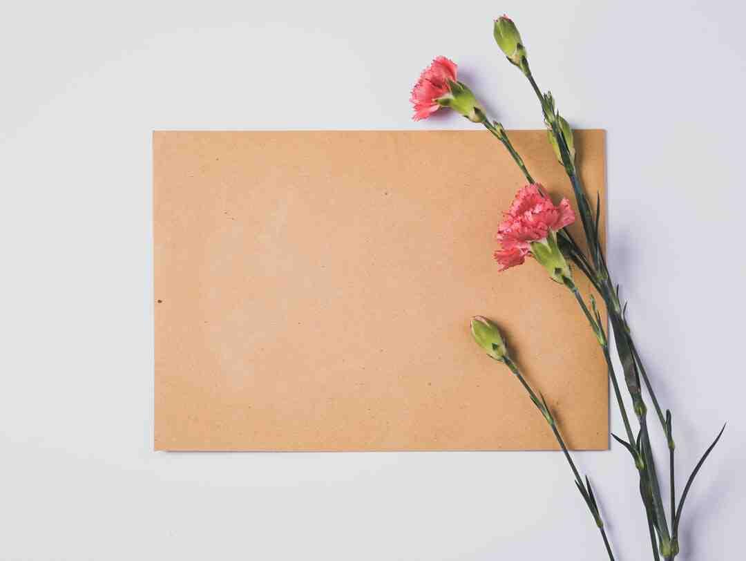 Comment écrire une lettre d'amour
