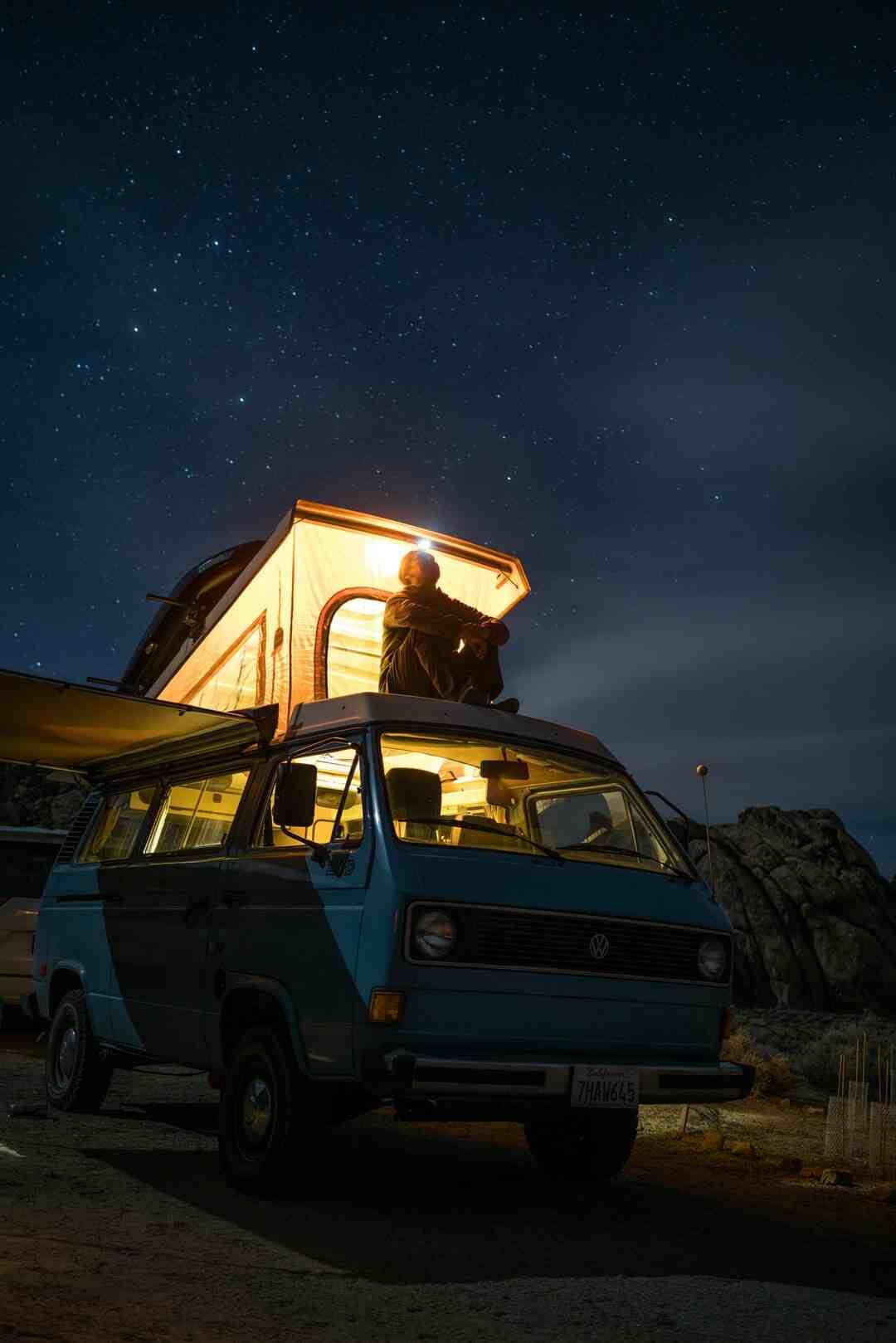 Comment faire du camping