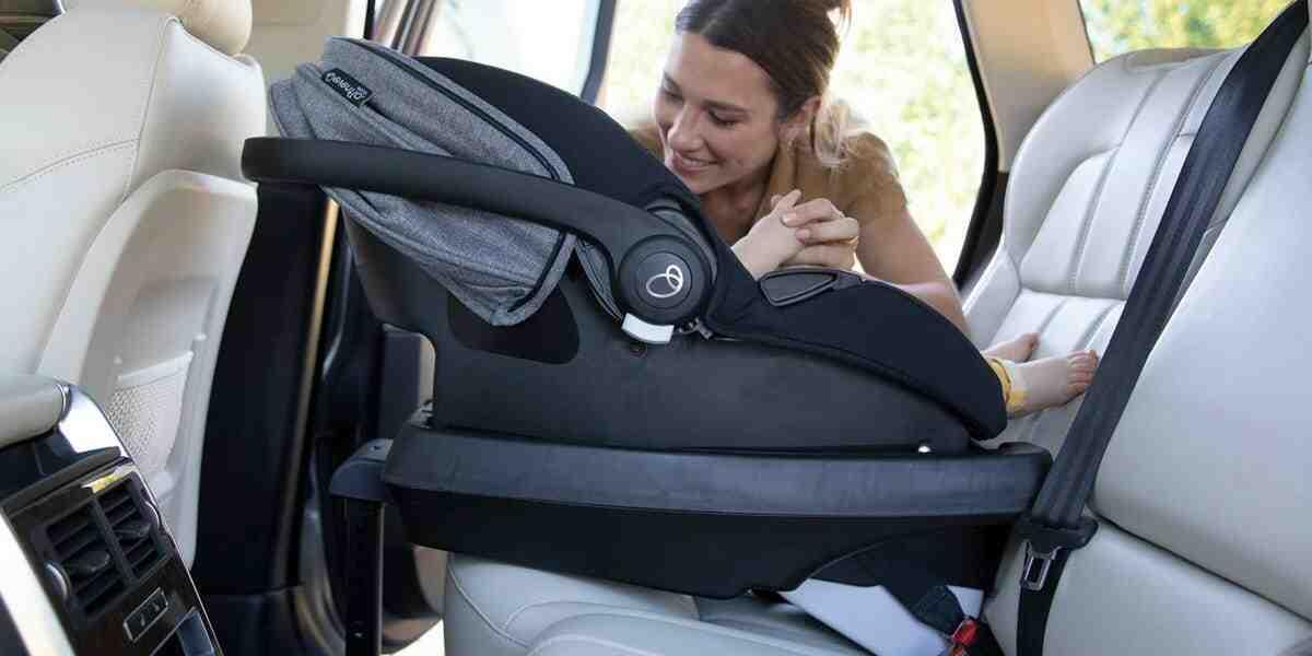 Comment installer un siège auto
