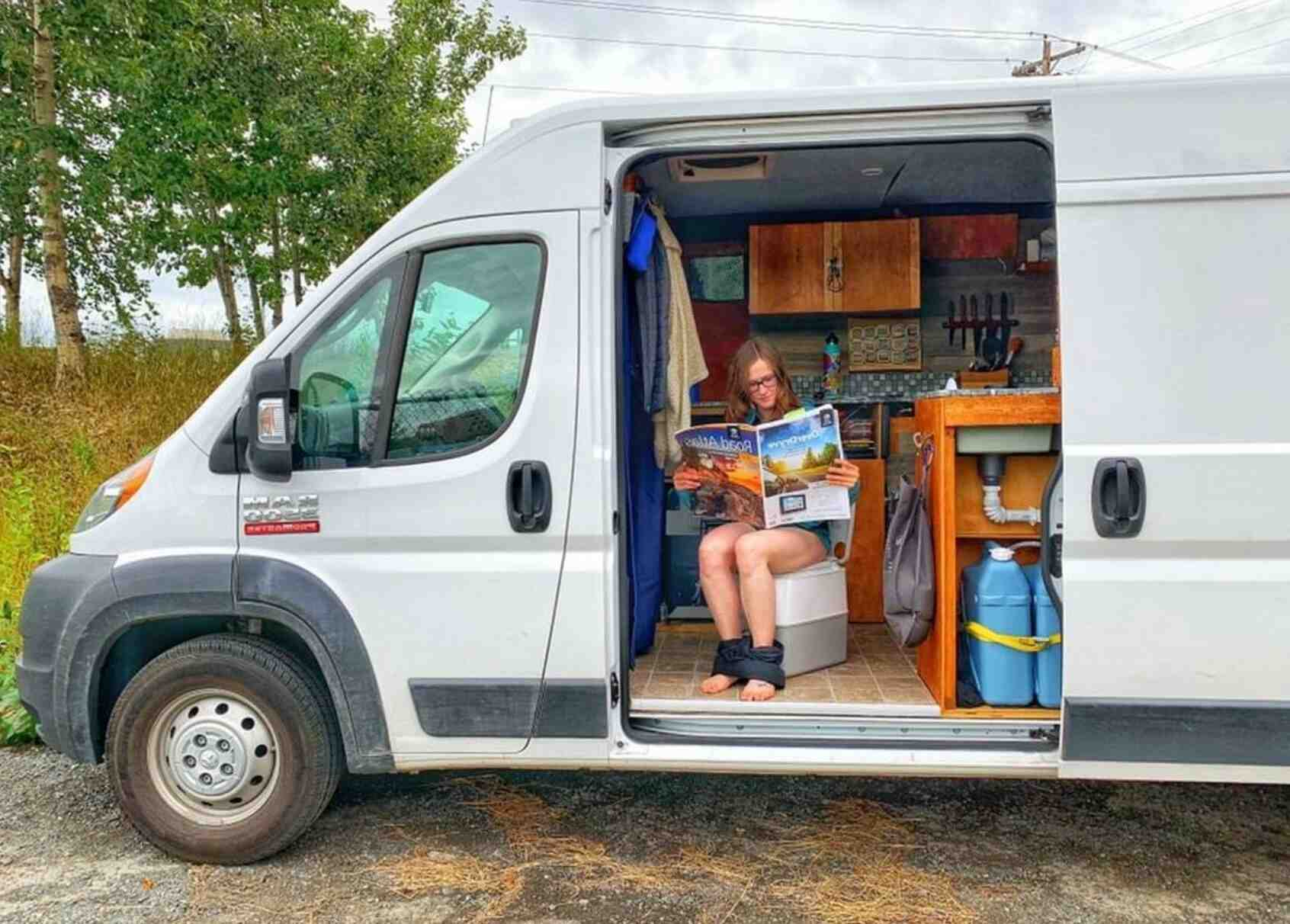 Comment nettoyer cassette wc camping car