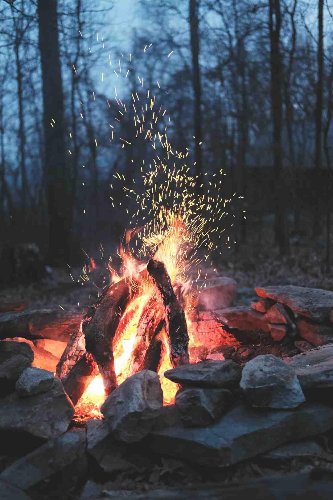 Comment cuisiner en camping