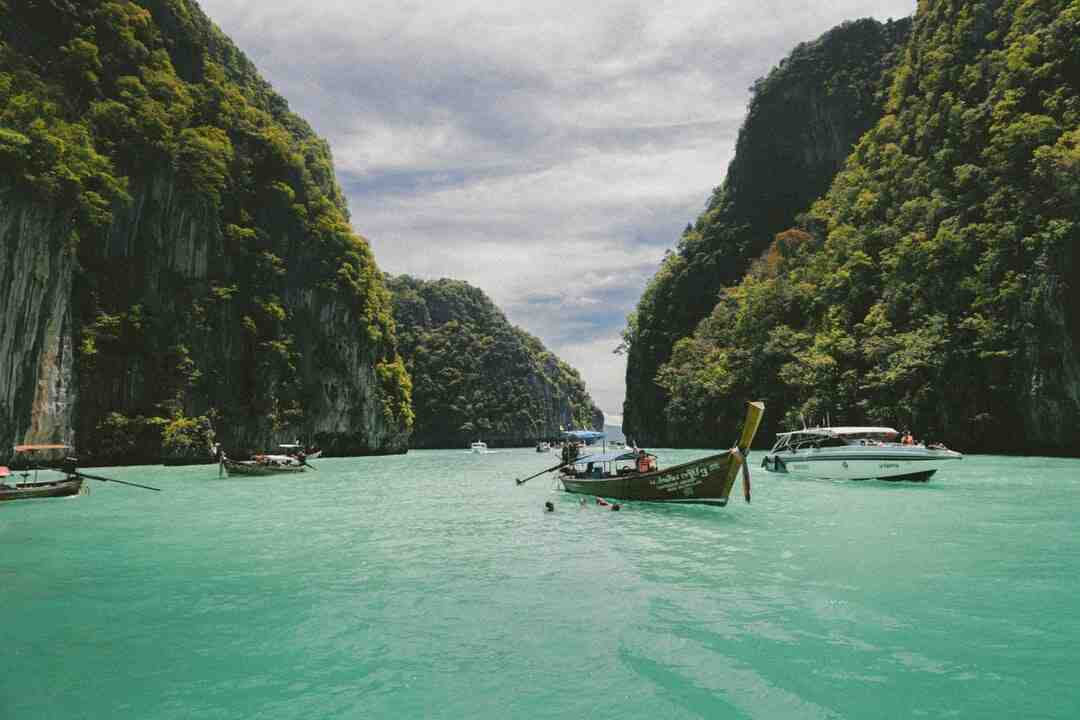 Comment organiser voyage thailande